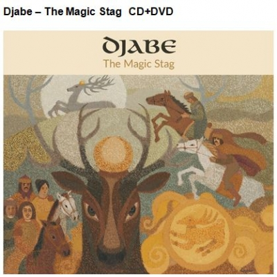 The Magic Stag CD+DVD