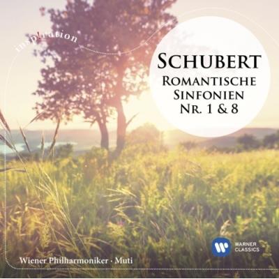 SCHUBERT:SZIMFÓNIÁK, NO.1,8 (Schubert: Romantic Symphonies Nos. 1 & 8)
