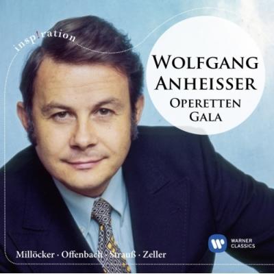 Wolfgang Anheisser: Operetta Gala