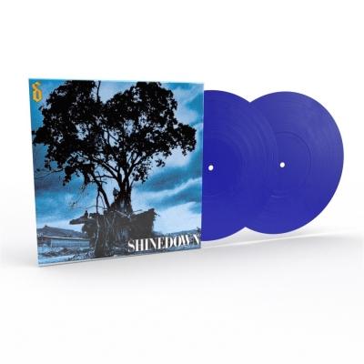 """LEAVE A WHISPER (240 GR 12"""" BLUE-LTD.)"""