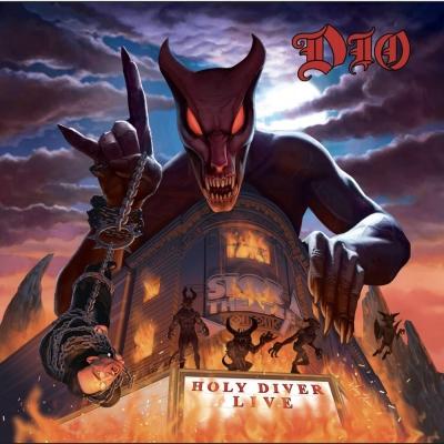 HOLY DIVER LIVE -SPEC-