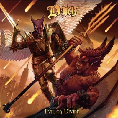 EVIL OR DIVINE: .. -SPEC-