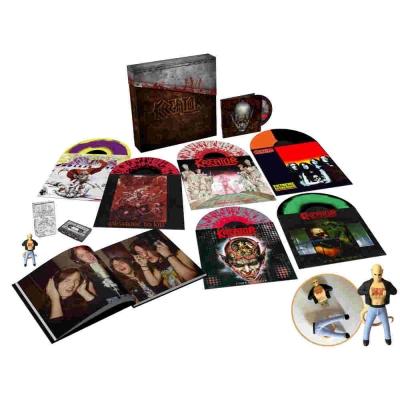 UNDER THE.. -LP+DVD-