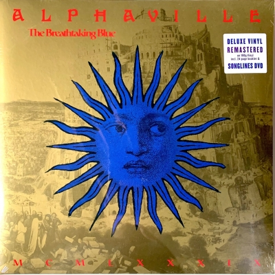 "THE BREATHTAKING BLUE (180 GR 12"" LP/DVD-LTD.)"