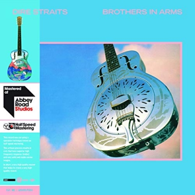 BROTHERS IN ARMS HALF-SPEED