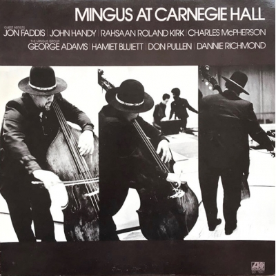 "MINGUS AT CARNEGIE HALL (180 GR 12""-LTD.)"