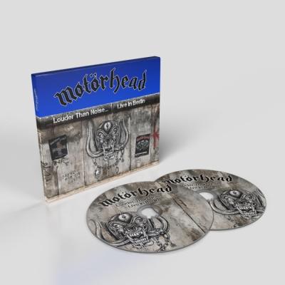LOUDER THAN.. -CD+DVD-