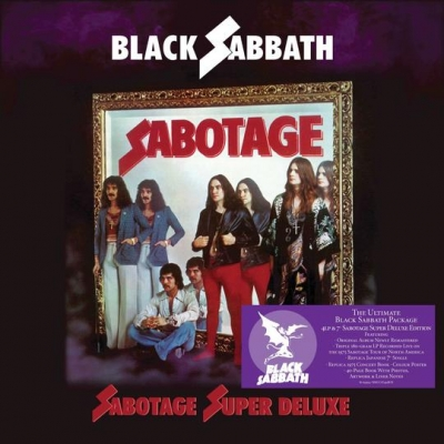 SABOTAGE -DELUXE/BOX SET-