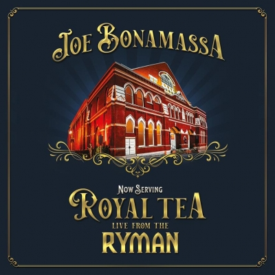 NOW SERVING:ROYAL TEA..