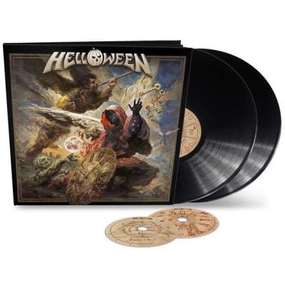 HELLOWEEN -EARBOOK- 2LP+2CD