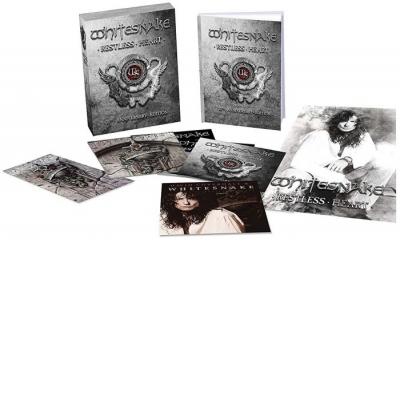 RESTLESS HEART (4 CD/DVD-LTD.)