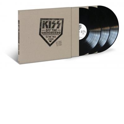 KISS OFF THE SOUNDBOARD: