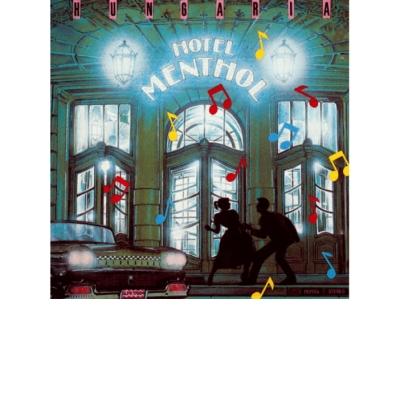 HOTEL MENTHOL CD