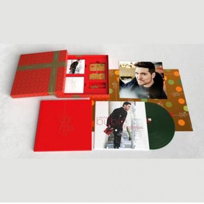 "CHRISTMAS (140 GR 12"" GREEN LP/2 CD/DVD-LTD.)"