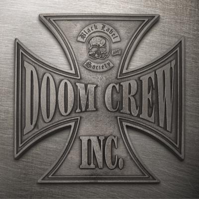 DOOM CREW INC. - SOLID SILVER COLOURED - LTD