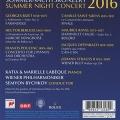 Sommernachtskonzert 2016 [Blu-ray]