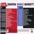 SINATRA, BUBLE, BENNETT 2CD