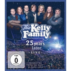 25 YEARS LATER - LIVE Blu-Ray