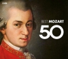 50 BEST MOZART 3CD