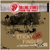 STICKY FINGERS LIVE (CD+DVD) (Limitált)