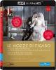 Mozart - Die Hochzeit des Figaro (Figaró házassága) (4K Ultra HD) [Blu-ray]
