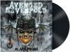 """BLACK REIGN (110 GR 10"""" EP LP-LTD.)"""
