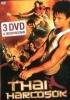 Thai harcosok díszdoboz (Született harcosok - A harc szelleme - Halhatatlan harcos) (3 DVD)
