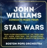 JOHN WILLIAMS CONDUCTS MUSIC FROM STAR WARS 2CD
