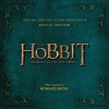 THE HOBBIT : THE BATTLE OF THE FIVE ARMIES DELUXE 2CD