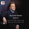 BACH PARTITAS BWV 825 & 826 ENGLISH SUITE BWV 808 (CD)