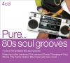 Pure... '80s Soul Grooves(4 CD)