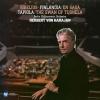 SIBELIUS: FINLANDIA, KARELIA, VALSE TRISTE (Jean Sibelius: Orchesterwerke (180g))2LP