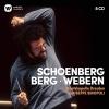 SCHÖNBERG, BERG, WEBERN 8CD