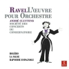 Maurice Ravel: Orchesterwerke (180g) LP-Bolero; La Valse; Rapsodie espagnole LP