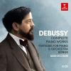 DEBUSSY: ÖSSZES ZK ÉS SZÓLÓ ZONGORAMÛ,DALOK Debussy: Complete Piano Works; Fantasie for Piano & Orchestra Songs) 6CD