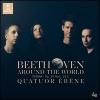 BEETHOVEN:VONÓSNÉGYESEK, NO.7, 8 (Beethoven Around the World: Vienna - Op. 59 Nos. 1 & 2 - 2019)