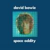 "SPACE ODDITY (2019 MIX) 180 GR 12"" GOLD-LTD. LP"