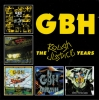 Rough Justice Years 5CD