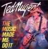 Music Made Me Do It (amerikai kiadás) CD+DVD