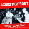 """First Warning - The """"United Blood"""" Era Recordings, New York City, 1983 LP"""