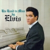 His Hand In Mine By Elvis/ Elvis' Christmas Album  2LP  On 1CD