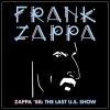 ZAPPA'88:THE LAST U.S.SHOW